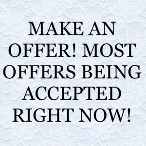✨ACCEPTING OFFERS✨